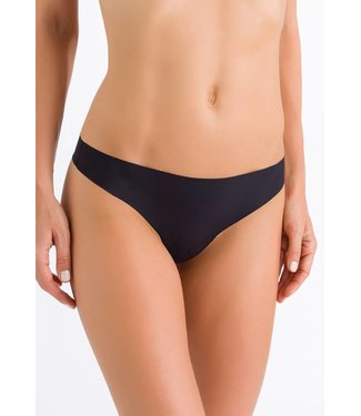 Smooth Illusion Thong Black (SALE)
