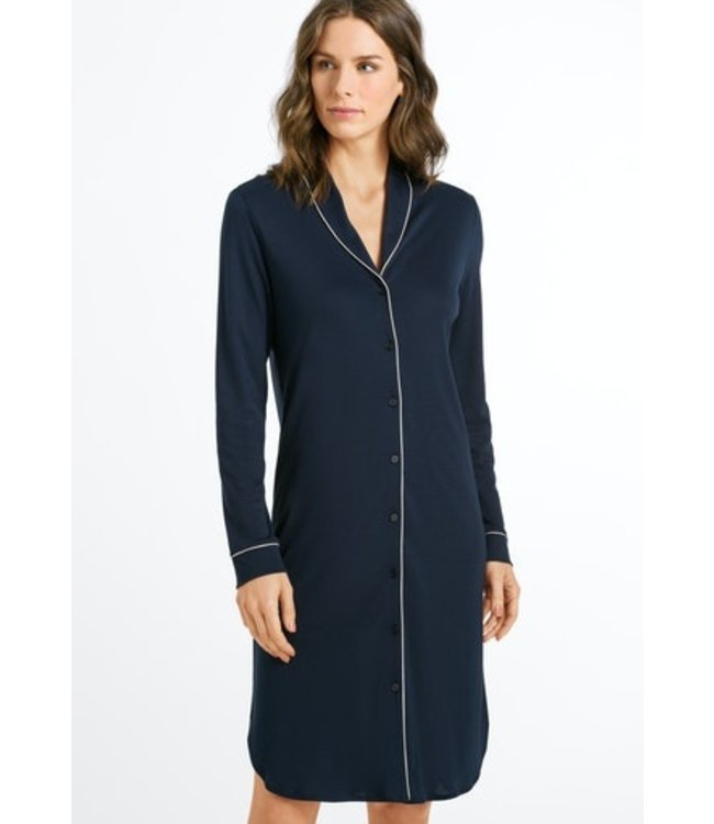Natural Comfort Long Sleeve Nightdress (NEW BASIC)