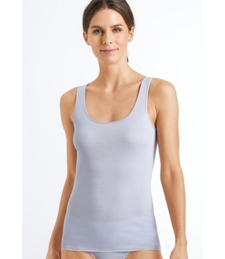 Cotton Seamless Tank Top Lavender Frost (NEW)