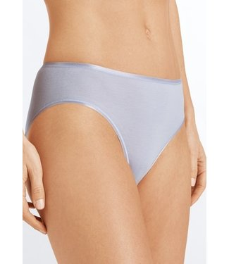 Cotton Seamless Midi Briefs Lavender Frost (NEW ARRIVALS)