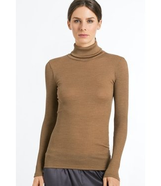 Karla  Turtleneck Shirt Cinnamon (NEW)