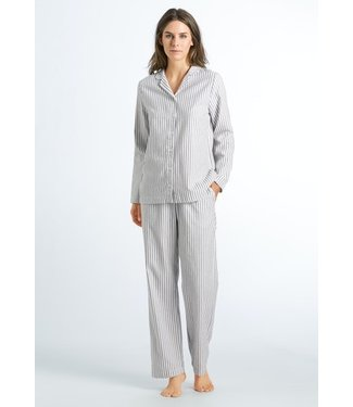 Edda Long Sleeve Pajama Azurite Stripe (NEW ARRIVALS)
