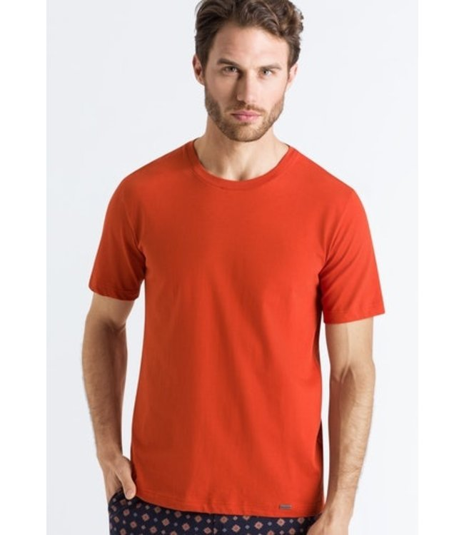Hanro Living Shirt Vermillon (NEW ARRIVALS)