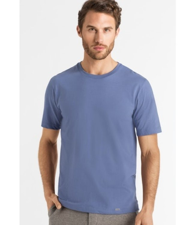 Hanro Living Shirt Clematis Blue (NEW)