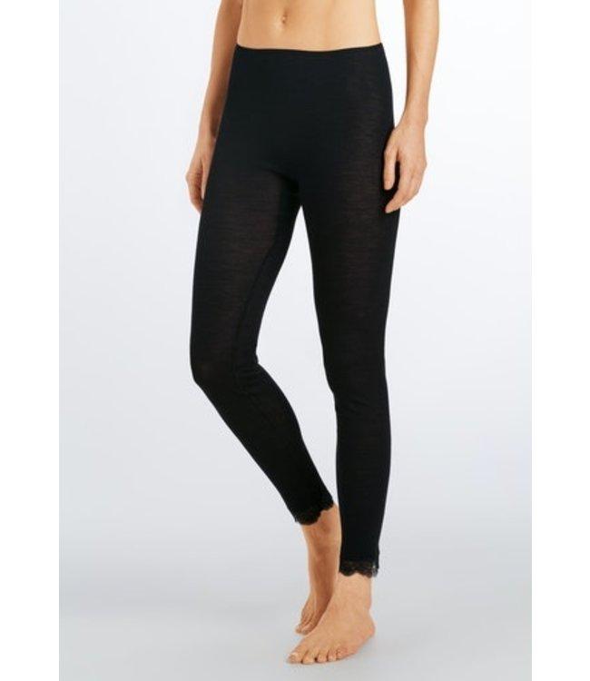 Woolen Lace Legging Black (NEW)