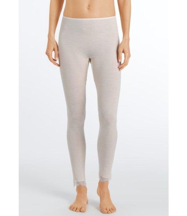 Woolen Lace Legging Vanilla (NEW)