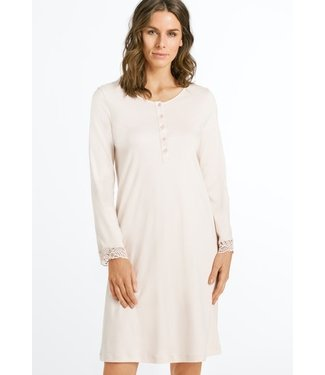 Madlen Long Sleeve Nightdress Pearl Rose (NEW ARRIVALS)