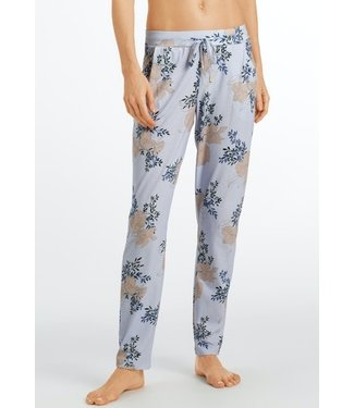 Hanro Sleep & Lounge Long Pants Marble Flowers (NEW)