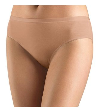 Soft Touch Midi Brief Nude