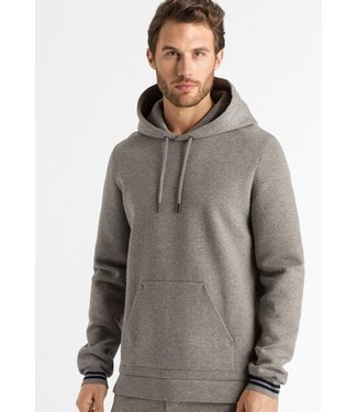 Hanro Living Ron Hoody Rock Melange (NEW ARRIVALS)