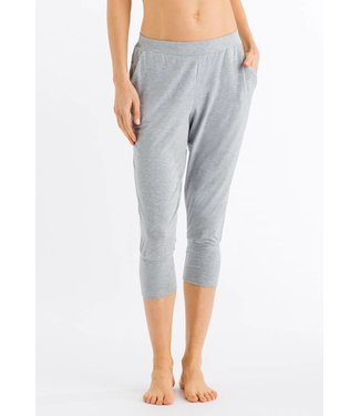 Yoga Pants 3/4 Length Grit Melange