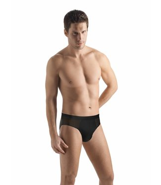Micro Touch Brief  Black
