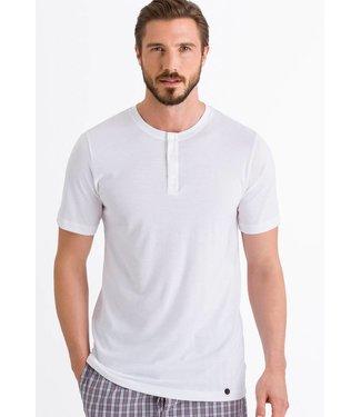 Night & Day Henley Shirt White