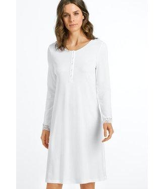 Madlen Long Sleeve Nightdress White (NEW ARRIVALS)
