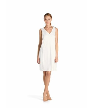 Pure Essence Sleeveless Dress Off White