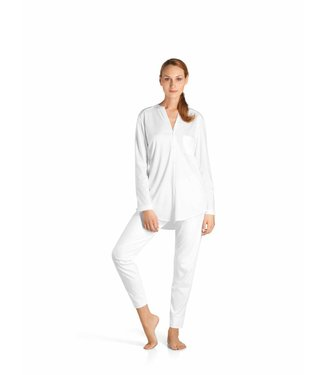 Pure Essence Pyjama Set Off White
