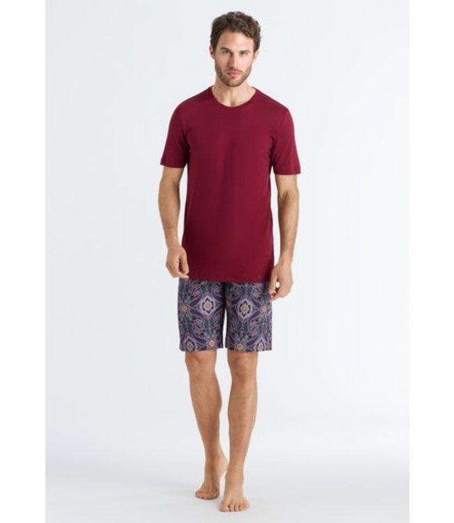 Night & Day Short Pyjama Paisley Jewel (NEW)