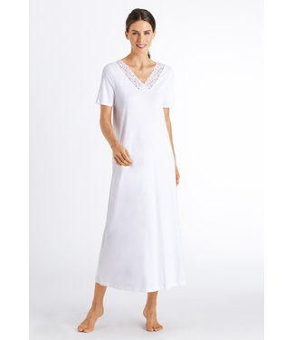 Moments Long Nightdress White