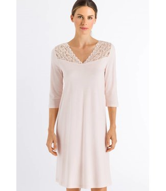 Moments Long Sleeve Nightdress Crystal Pink