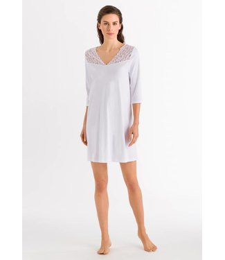 Moments Long Sleeve Nightdress White