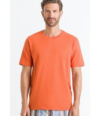 Hanro Living Shirt Topaz Orange (NEW ARRIVALS)