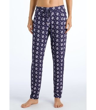 Hanro Sleep & Lounge Long Pants Ornamental Print (NEW ARRIVALS)