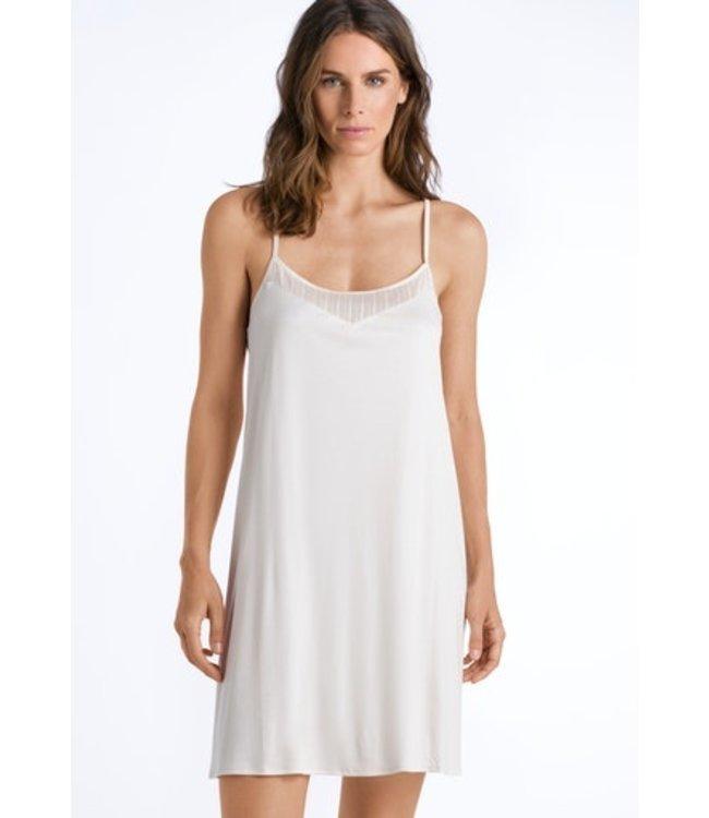 Hanro Cadis Spaghetti Dress Fullmoon (NEW ARRIVALS)