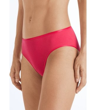 Cotton Seamless Midi Briefs Geranium (NEW ARRIVALS)