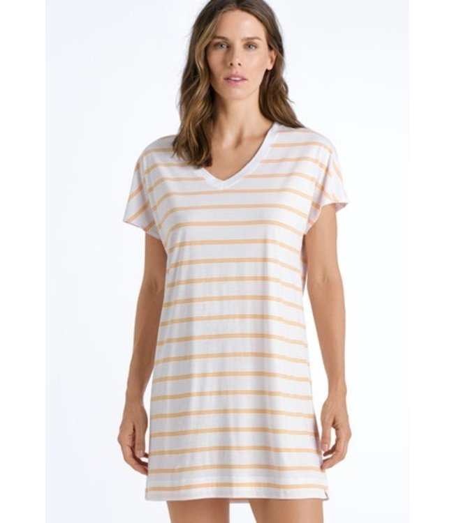 Laura Nightdress Sunny Stripe (NEW ARRIVALS)