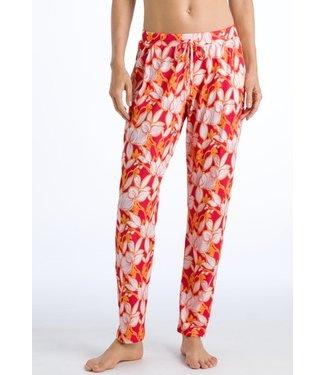 Hanro Sleep & Lounge Long Pants Sunny Flower Print (NEW ARRIVALS)