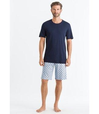 Night & Day Short Pajama Paisley Minimal (NEW ARRIVALS)