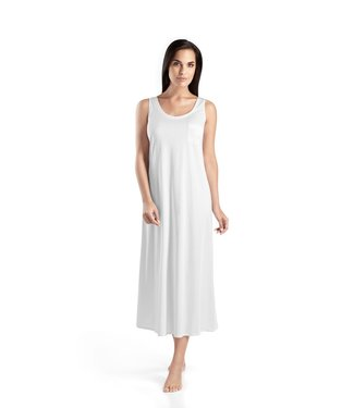 Cotton Deluxe Nightdress White