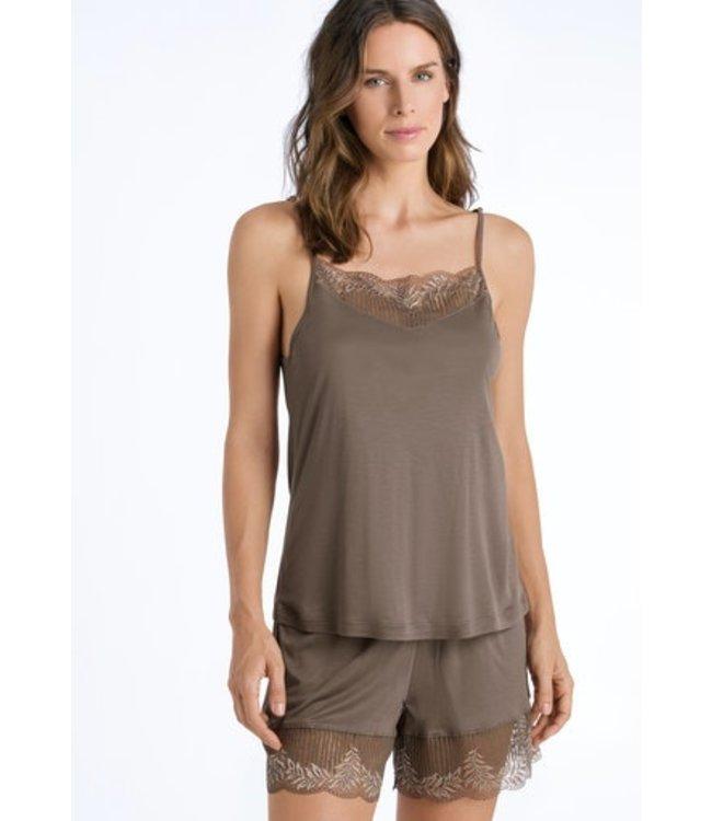 Irini Sleeveless Short Pajama Seagrass (NEW ARRIVALS)