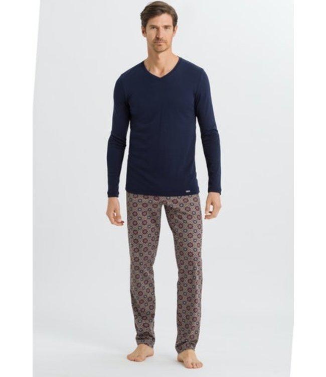 Night & Day Pajama Classic Tie Print (NEW ARRIVALS)