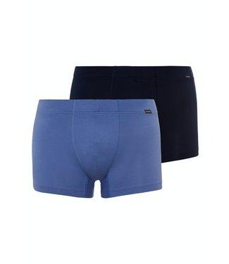 Cotton Essentials Pants 2-Pack Clematis Blue/Deep Navy (NEW ARRIVALS)