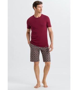 Night & Day Short Pajama Classic Tie Print (NEW ARRIVALS)