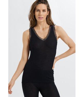Woolen Lace Top Black (NEW ARRIVALS)