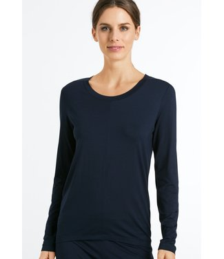 Yoga Long Sleeve Shirt Deep Navy (NEW ARRIVALS)