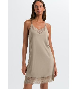 Lucy Spaghetti Dress Mud (NEW ARRIVALS)