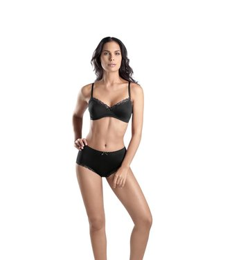 Valerie Soft Bra Black (SALE)
