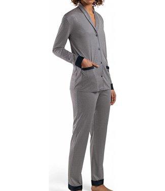 Giada Luxury Pyjama Blue Minimal