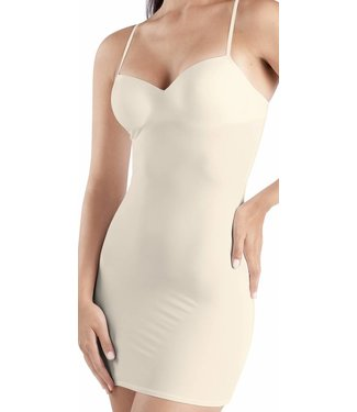 Allure 2-in-1 Padded Bodydress Off  White