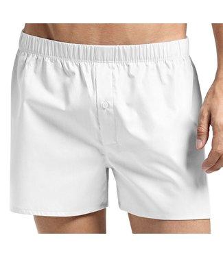 Fancy Woven Boxer White