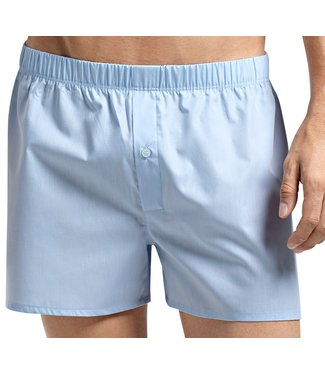 Fancy Woven Boxer Light Blue