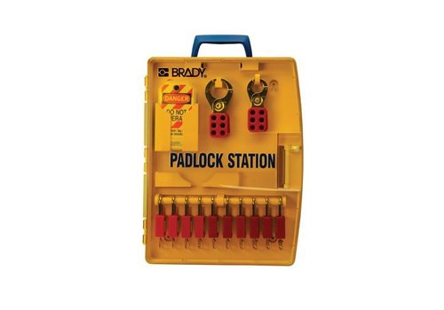 Tragbare Lockout-Station 811218