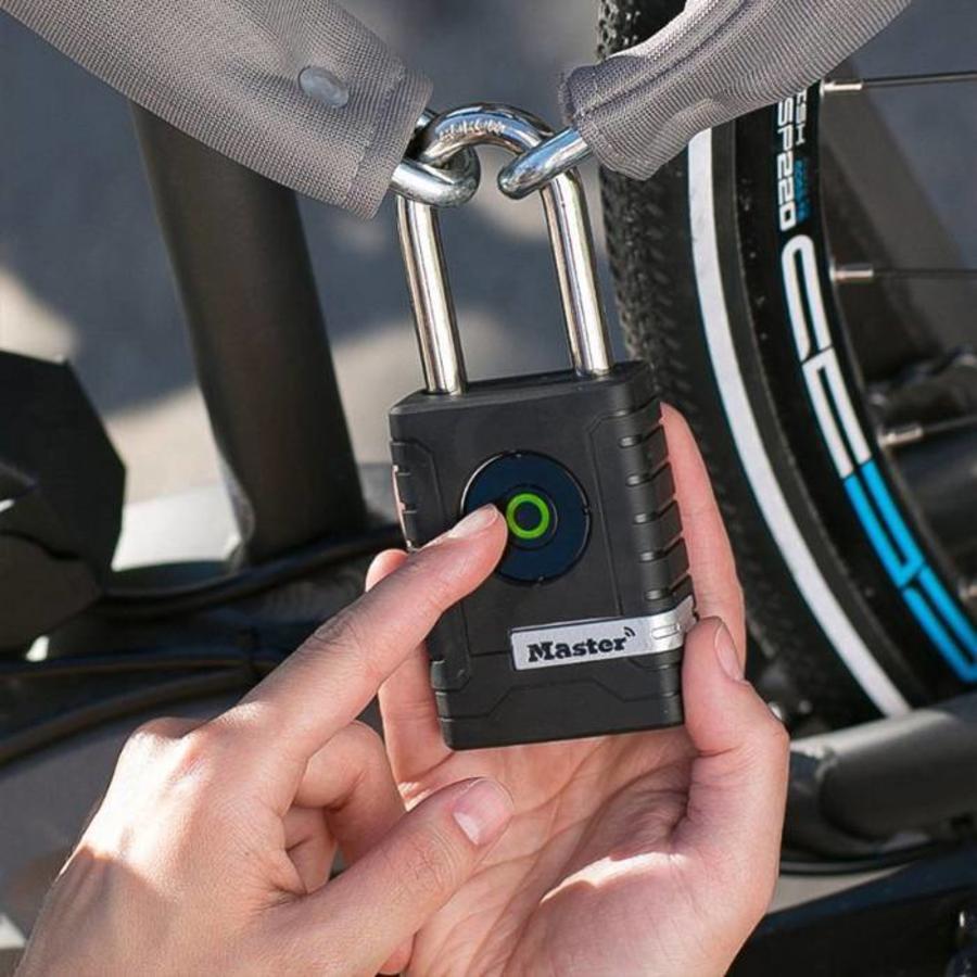 Outdoor Bluetooth Smart-Vorhängeschloss