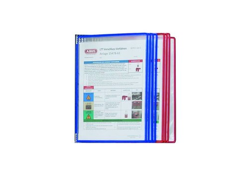 LockPoint DIN A4 Kartentasche 77953