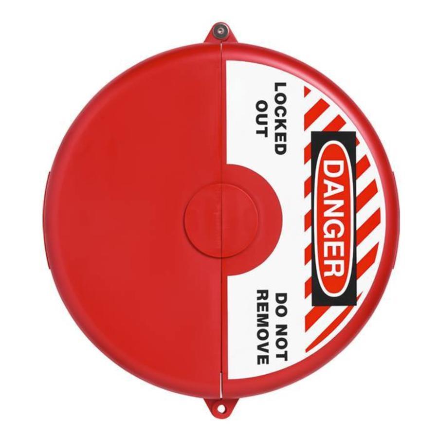 Absperrventilverriegelungen rot V303, V305, V307, V310, V313