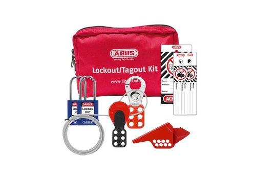 Gefüllte Lockout Tasche SL Bag 120 mechanisch