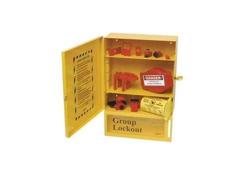 Lockout station gefüllt 099708